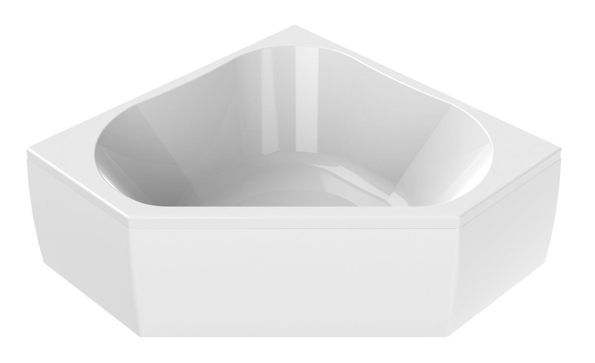 Tablier De Baignoire L 150x L 150 Cm Blanc Sensea Premium Design Leroy Merlin