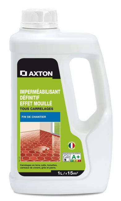 Impermeabilisant Hydrofuge Tous Supports Axton 1l Leroy Merlin