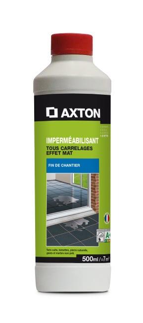Impermeabilisant Hydrofuge Tous Supports Axton 500ml Leroy Merlin