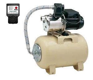Surpresseur automatique FLOTEC Waterpress inox 1000 logic drop, max. 3300 L/h
