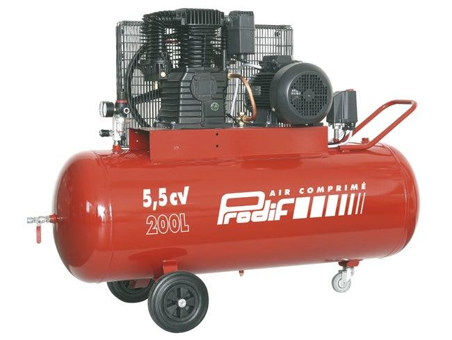 Compresseur Datelier Prodif 200 L 55 Cv
