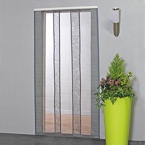 Moustiquaire Pour Porte H 230 X L 100 Cm Leroy Merlin