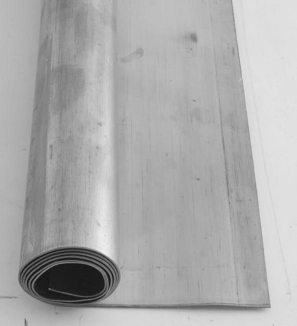 Rouleau De Plomb Scover Plus Gris L 110 Mm X L 10 M Leroy Merlin