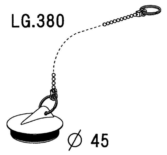 Bouchon Et Chainette Pour Baignoire Leroy Merlin