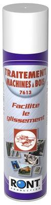 Traitement machine à bois en aérosol, 400 ml RONT PRODUCTION