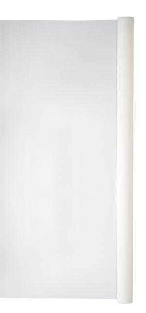 Moustiquaire plastique blanc, H.1 x L.2 m
