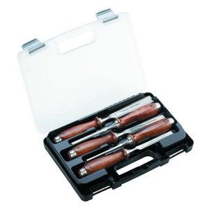 Image : Coffret de 5 ciseaux à bois MULLER