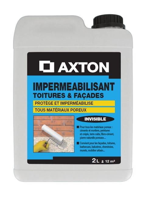 Impermeabilisant Axton 2 L Incolore Leroy Merlin