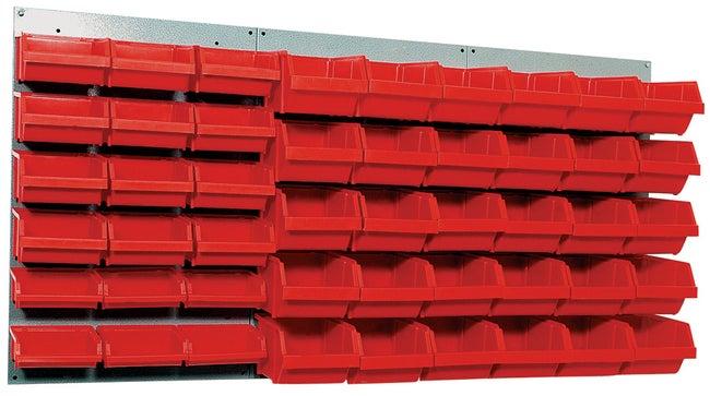 Lot De 48 Boîtes à Bec Avec Casier Kupper
