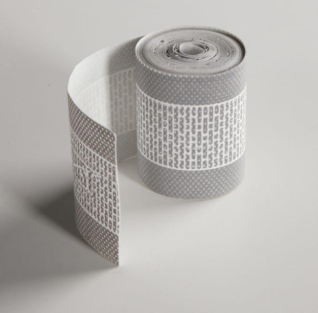 Ruban Adhesif Pour Plaque Ep 32 Mm Gris Aluminium L 5 M Leroy Merlin