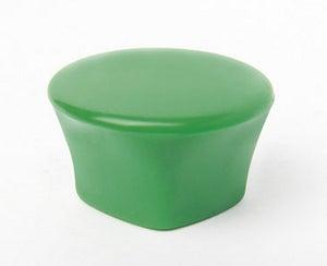 Lot de 8 aimants vert, Diam.18 mm