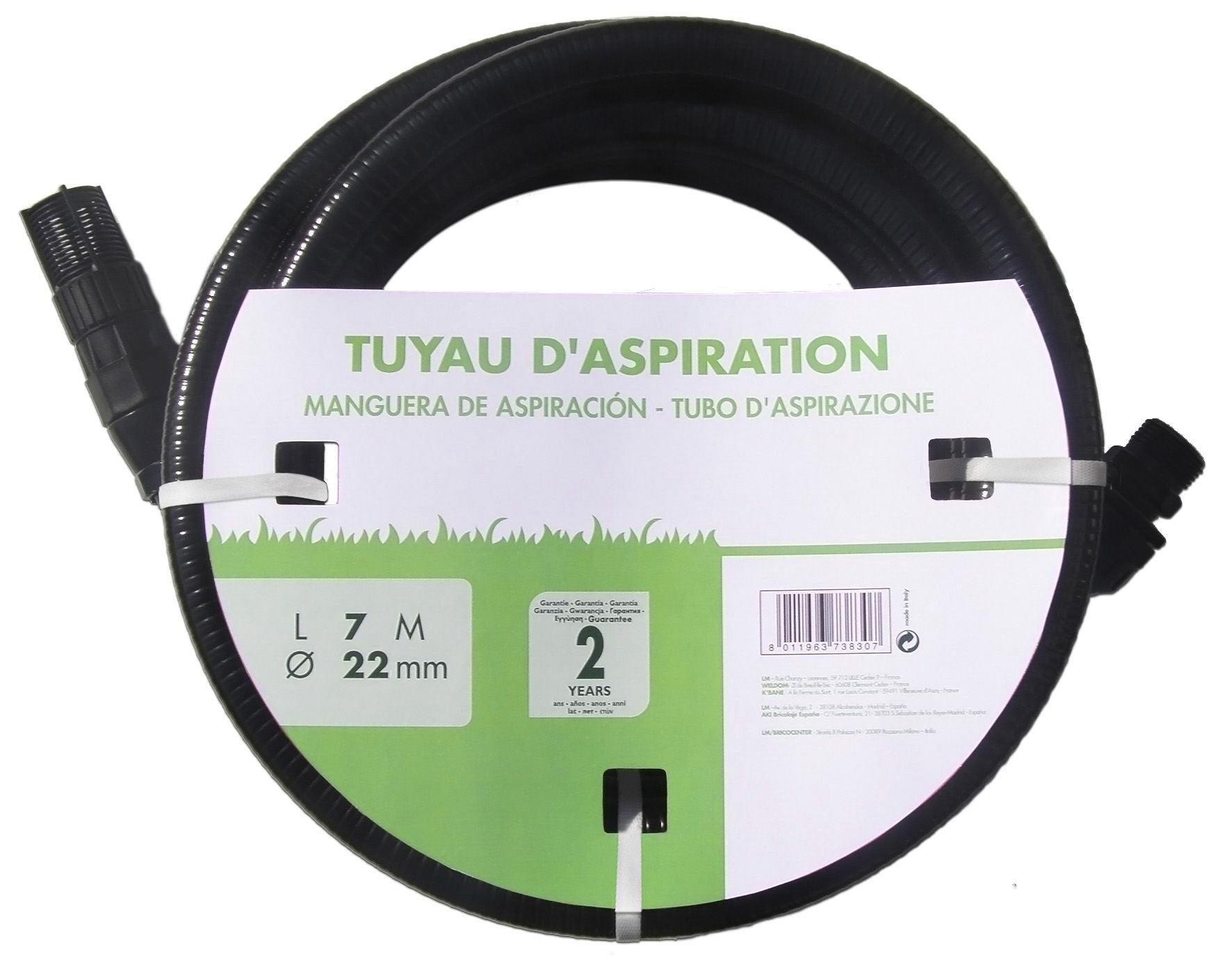 Kit Aspiration équipée Techno 800707