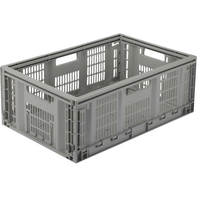 Casier Pliable Teknika Plastique L60 X P40 X H229 Cm