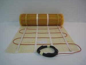 Film Et Câble Chauffant Plancher Chauffant électrique Et à