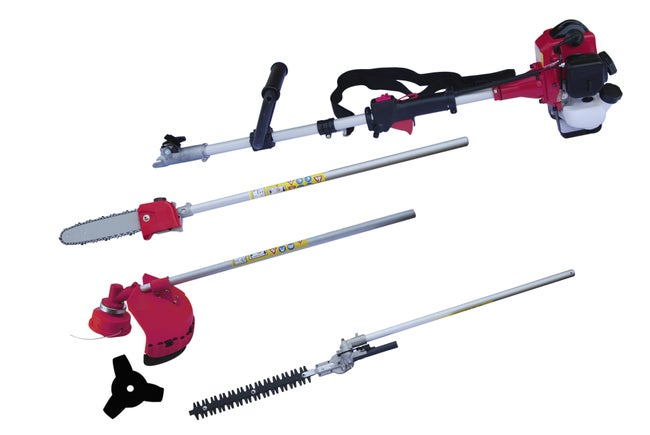 Combiné à Essence Racing Rac4kit 4 En 1 30 Cm3