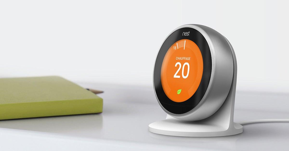 Le top des meilleurs thermostats WiFi en 2021 - Google Nest Learning