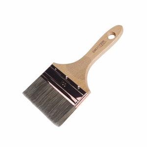 Image : Pinceau plat pour vernir, huiler, vitrifier, lasurer, saturer, DEXTER PRO, 100mm