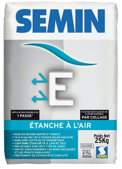 Enduit Semin E Enduit D Etancheite 25 Kg Semin 25 0 Kg Leroy Merlin