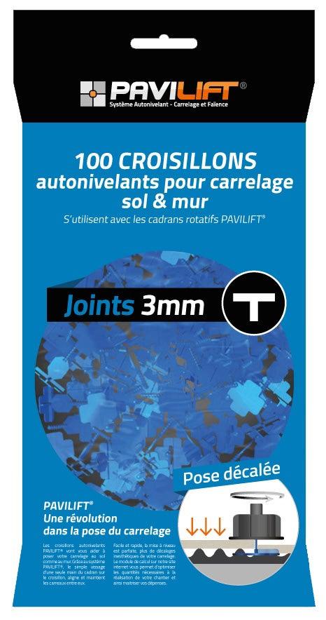 Croisillons Pavilift Ep3 Mm