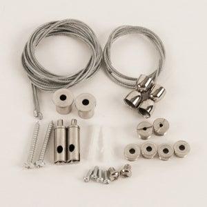 Image : Accessoire de suspension pour panneau LED Gdansk
