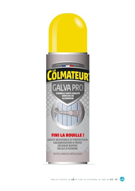 Spray Le Colmateur Galva Pro Dhaze 0 250ml Leroy Merlin