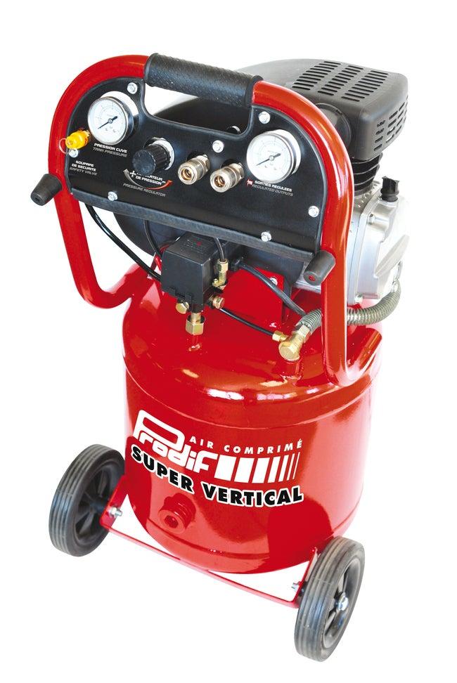 Compresseur D Atelier Prodif 40 L 2 Cv 862vl