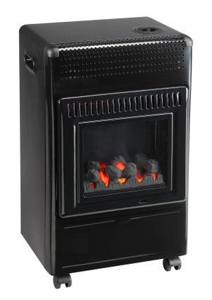 Chauffage à gaz à flamme bleue BUTAGAZ Ektor fire, 3.4 kW