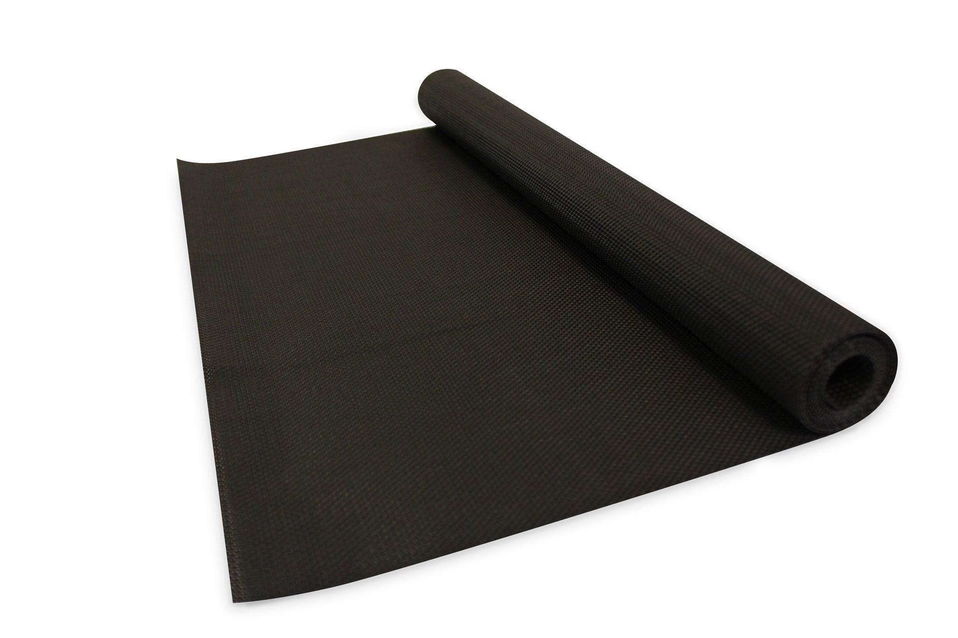 Tapis Fond De Tiroir Plastique Noir L 5 X P 5 Cm Leroy Merlin