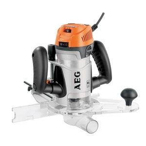 Défonceuse électrique AEG Mf1400ke, 1400 W