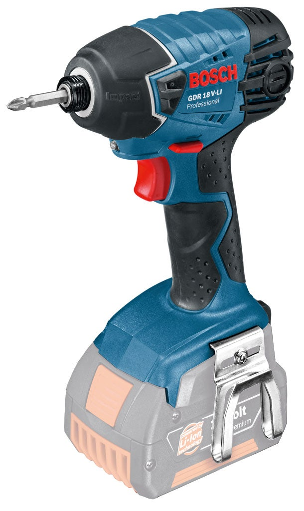 Visseuse à Choc Sans Fil Bosch Professional Professional Gdr18v Li 18 V 4 Ah S