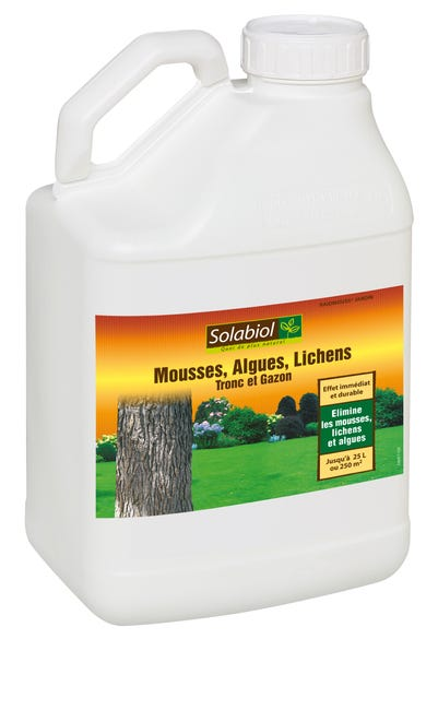 Antimousse Selectif Solabiol 2 5 L Leroy Merlin