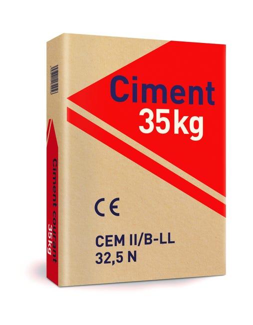 Ciment Cimalit U1 35kg Leroy Merlin