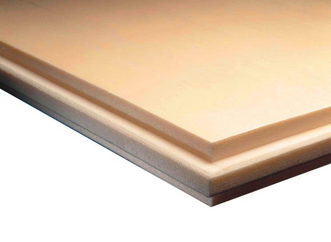 Panneau Polystyrene Extrude L 0 6 X L 1 25 X Ep 40 Mm Rr1 A R3 Leroy Merlin