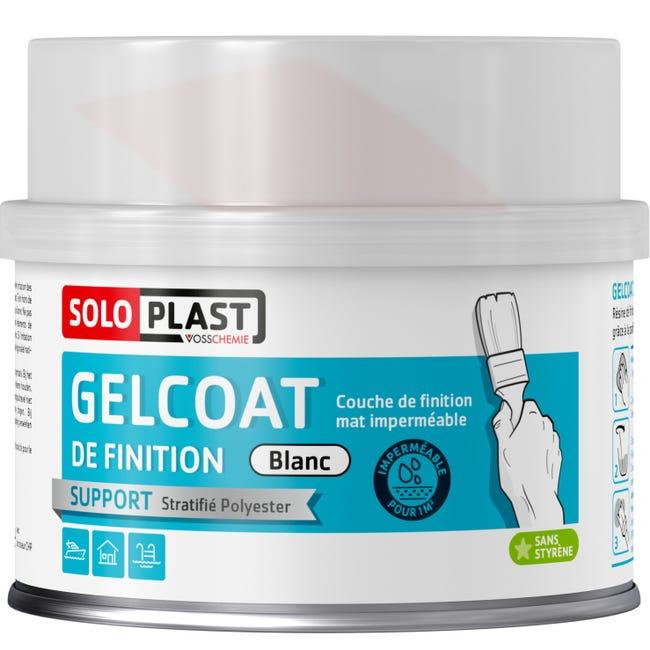 Resine Gelcoat Finition Soloplast 250g Leroy Merlin