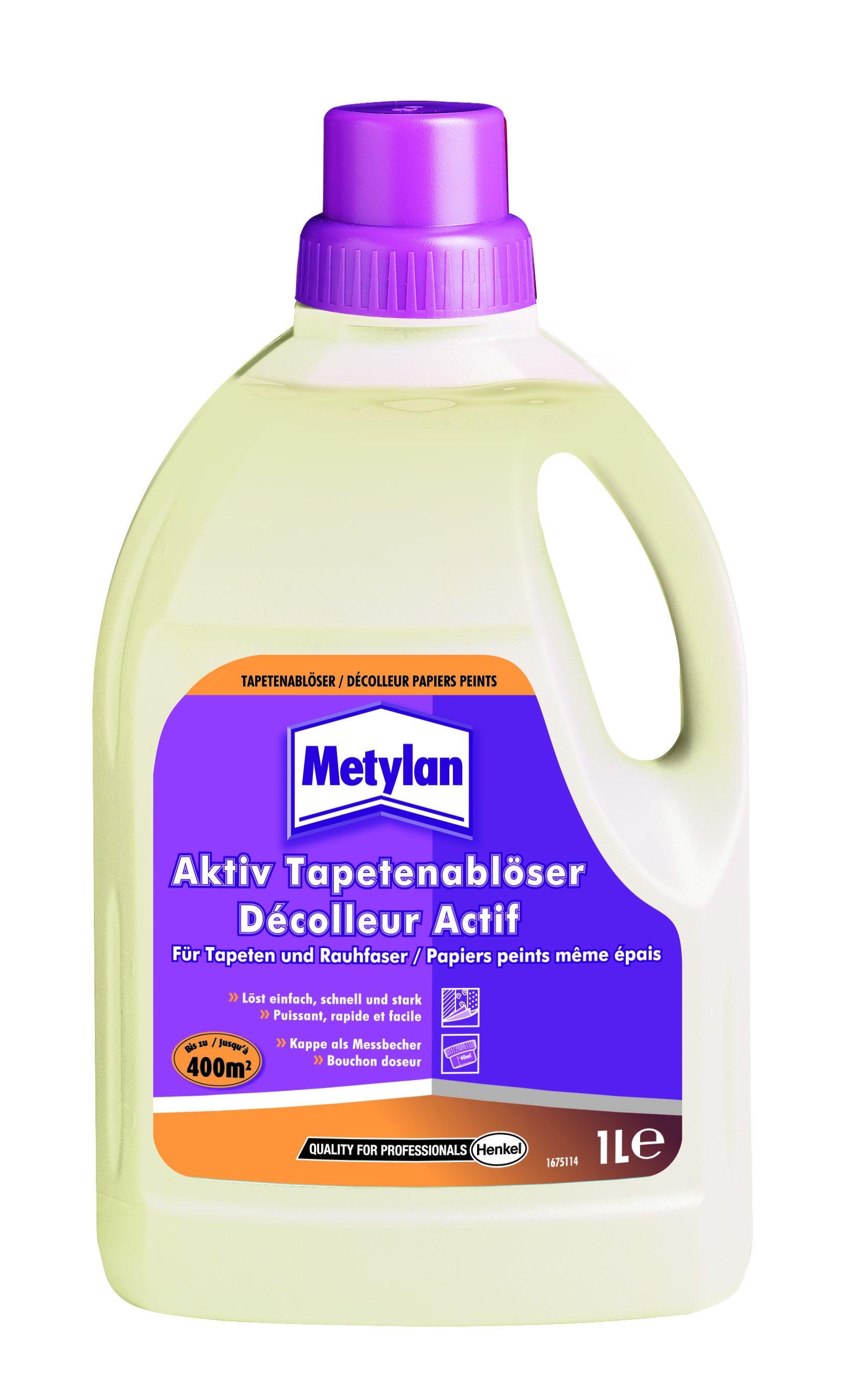 Decolleur Papier Peint Difficile Metylan 0 5 Kg Leroy Merlin