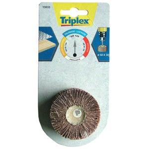 Image : Roue à lamelles pour métal TIVOLY, Diam.30 mm