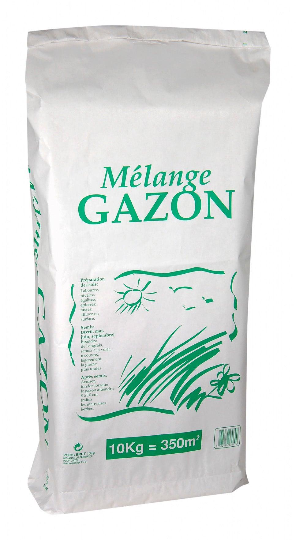 Calcaire de pelouse et calcaire de jardin 200-400m2 chaux de semelle 20 kg