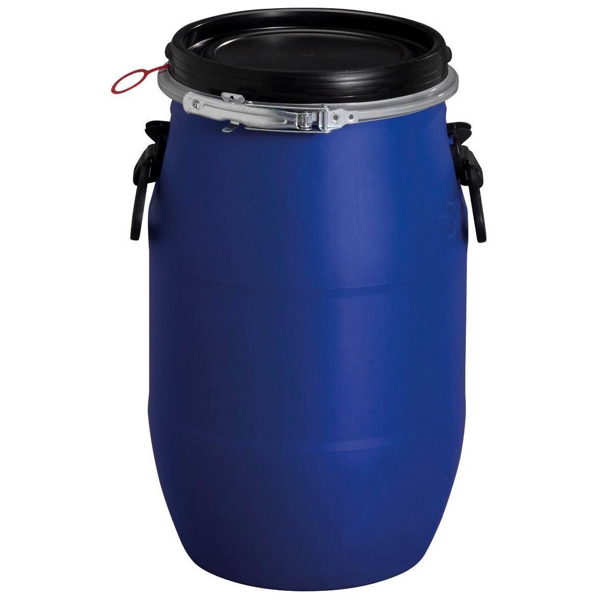 Fût De Macération Aérien Garantia Cylindrique Bleu 30 L