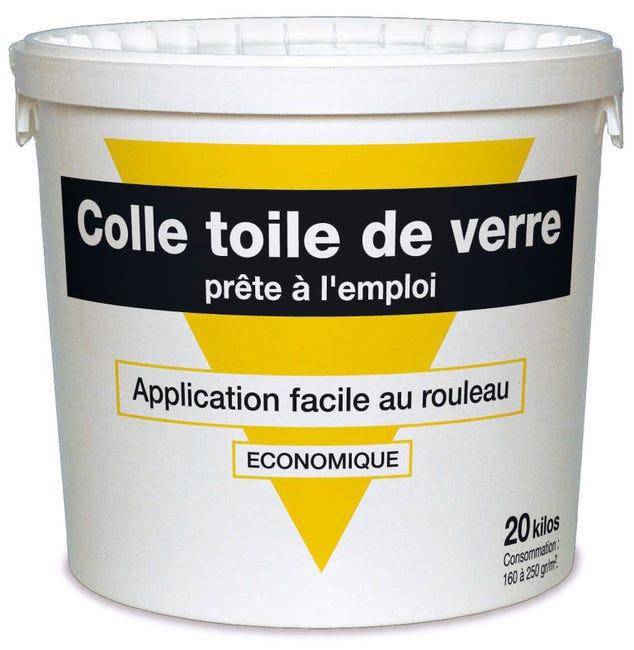 Colle Toile De Verre Prete A L Emploi 20 Kg Leroy Merlin