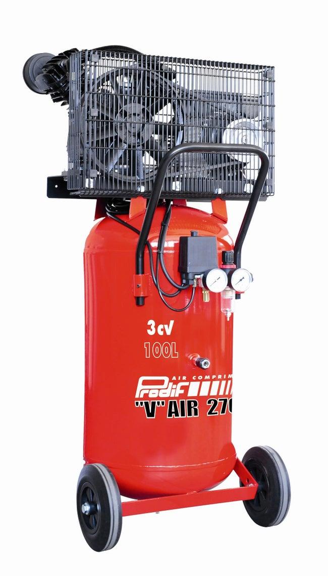Compresseur Vertical Prodif 100 L 3 Cv
