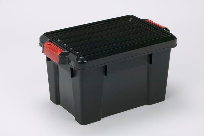 Boîte Plastique L446 X P635 X H359 Cm