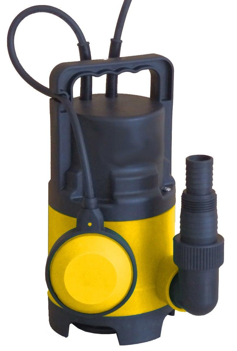 pompe d'évacuation eau chargée vc400ech 8000 lh  leroy