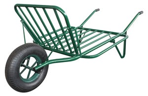 Image : Brouette 1 roue en Acier peint ALTRAD, 180 kg