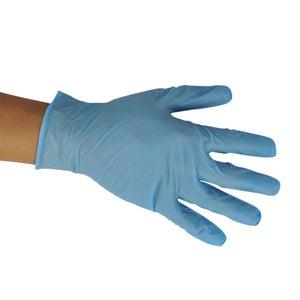 Lot de 100 gants DEXTER taille 7 / s