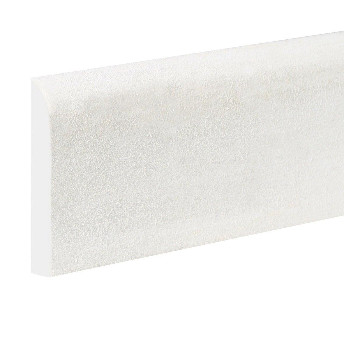Plinthe Flexible En Pvc Blanc 10x69mm L 2 40m Leroy Merlin