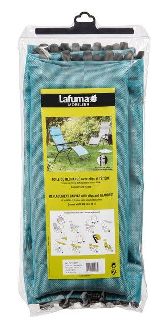 Toile De Rechange Batyline Pour Maxi Transat Bleu Lac Leroy Merlin