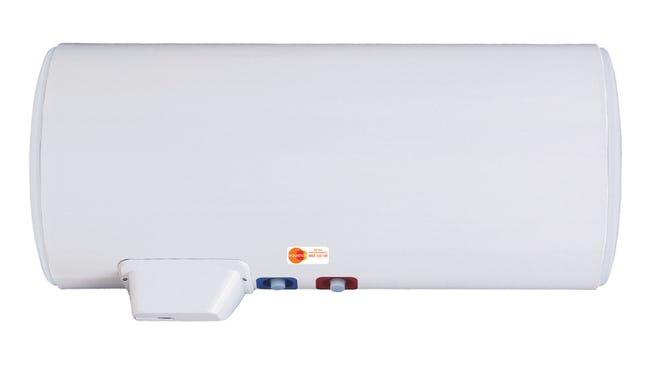 Chauffe Eau Electrique Horizontal Mural Equation Titane Electronique 150 L Leroy Merlin
