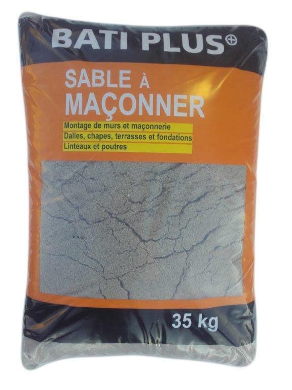 Sable A Maconner 0 4 En Sac 35 Leroy Merlin