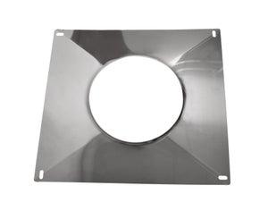 Image : Plaque supérieur d'étanchéité 35x35 ISOTIP JONCOUX D.100 mm