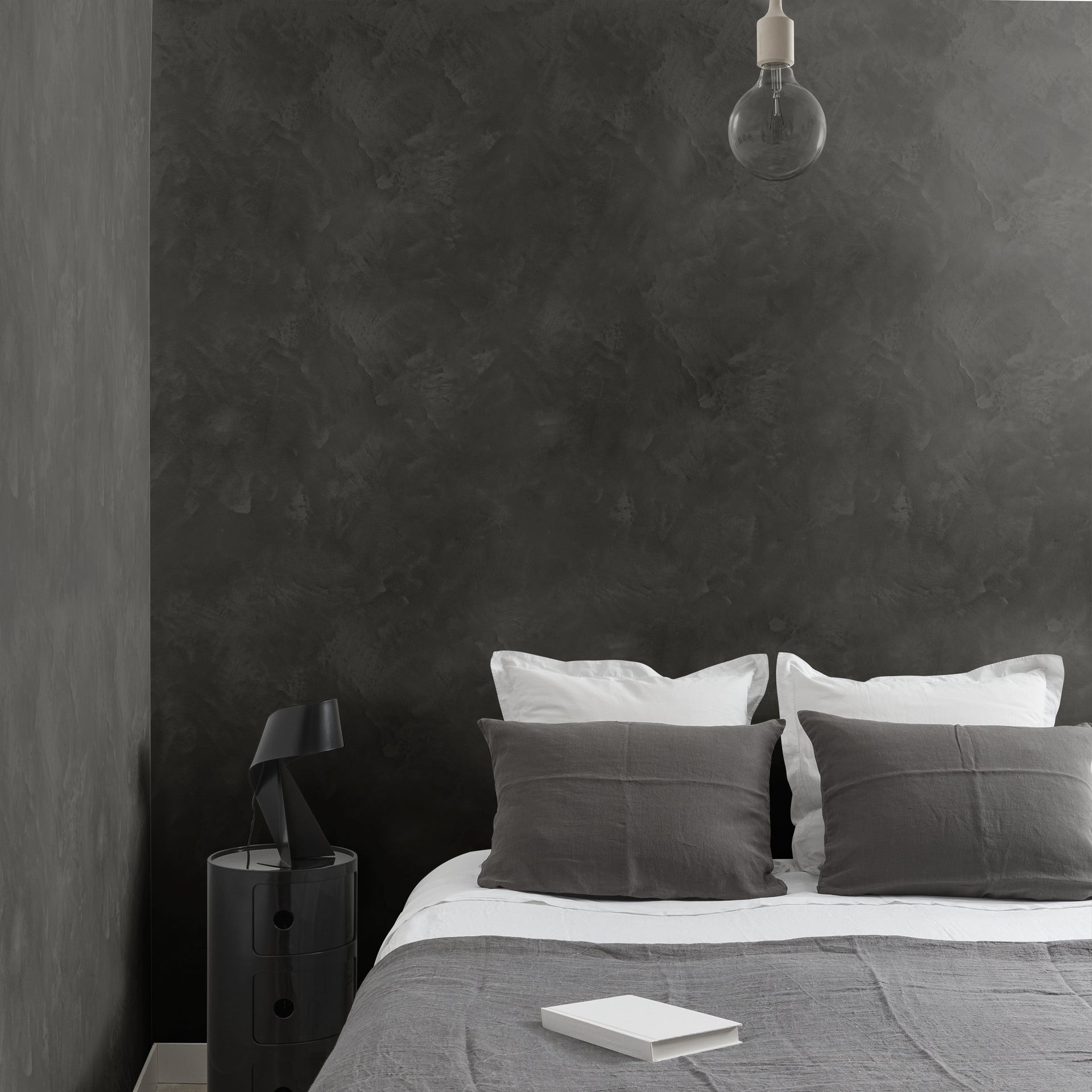 Enduit Decoratif Reliss Maison Deco Ardoise 15 Kg Leroy Merlin